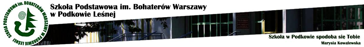 Szkoła Podstawowa im. Bohaterów Warszawy w Podkowie Leśnej
