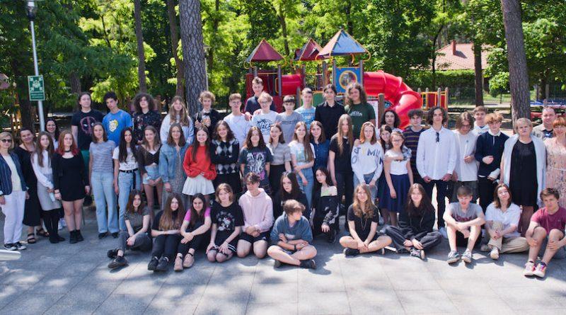 Pożegnaliśmy klasy ósme