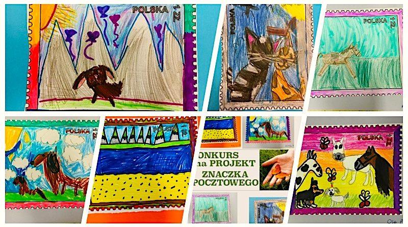 Konkurs na projekt znaczka pocztowego